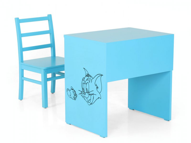 Buy kids Blue Study  Set Online for Children's : Kids Furniture | JFA