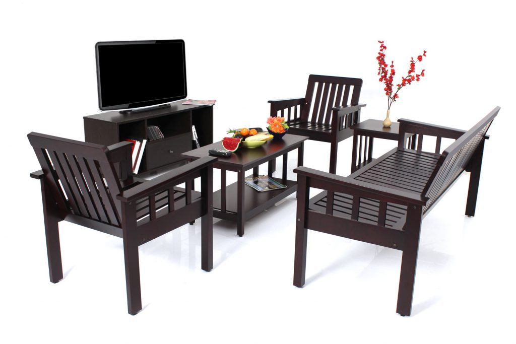 Superior Teak Furniture Package